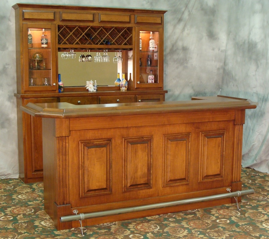 Home bars custom home bars - Bars for house ...