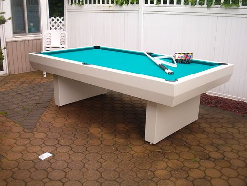 Outdoor Pool Tables All Weather Pool Tables Weatherproof